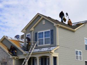 KM Construction Illinois Shingle Roofing